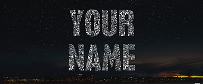 96 Movie Font Generator - Linksind