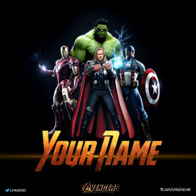 Avengers Style Name Generator Linksind