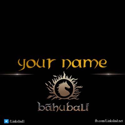 Bahubali Style Name Generator - LinksInd