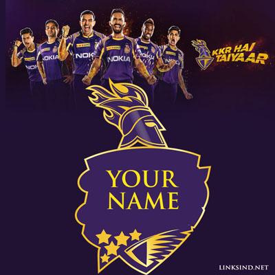 Kolkata Knight Riders (KKR) Style Name Generator - LinksInd