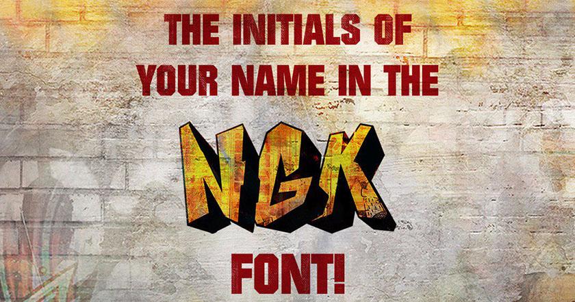 NGK Style Name Generator - LinksInd