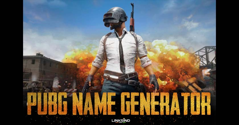 PUBG (Player Unknown's Battle Grounds) Style Name Generator